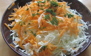 Зеле и моркови